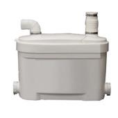 Lafiness Motorsan 3 vergruizer met waterpomp