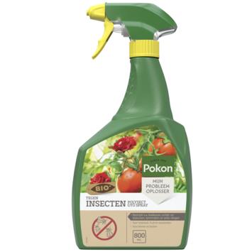 Pokon Bio Tegen Insecten Spray 800 ml