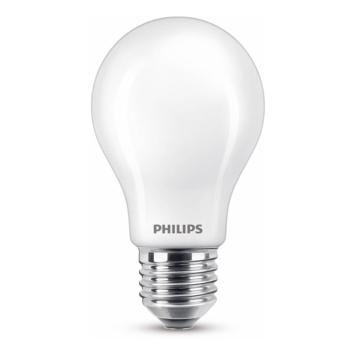 Philips LED peer E27 40W wit mat niet dimbaar