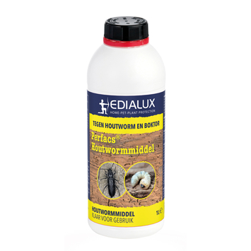 Perfacs houtwormmiddel 1 liter