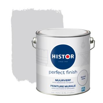 Histor Perfect Finish muurverf mat Moonlit Snow 2,5 liter