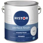 Histor Perfect Finish voorstrijk White 2,5 liter
