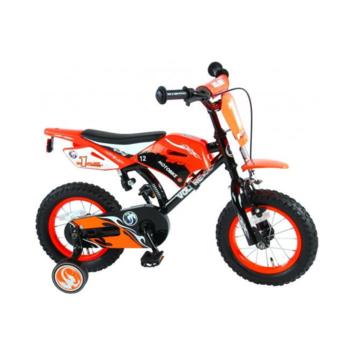 Volare Motorbike 12 Inch kinderfiets