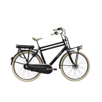 Explore transportfiets E-bike heren