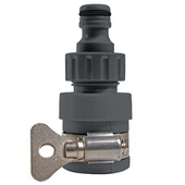 GAMMA sproeiaccessoires waterdief grijs 13-15 mm