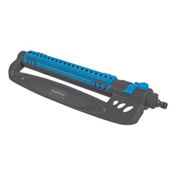 GAMMA sproeiaccessoires zwenksproeier 160m² grijs/blauw