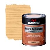 Rambo vloer & parket wax kleurloos 750 ml