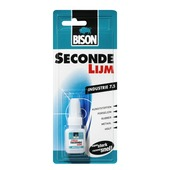 Bison Industrie secondelijm 7,5 gram