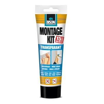 Bison montagekit Transparant 250 gram