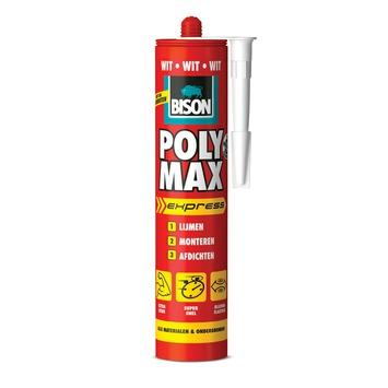 Bison Poly Max express universeelkit wit 435 gram