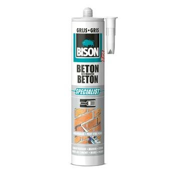 Bison betonkit grijs 310 ml