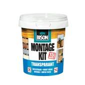 Bison montagekit Transparant 700 gram