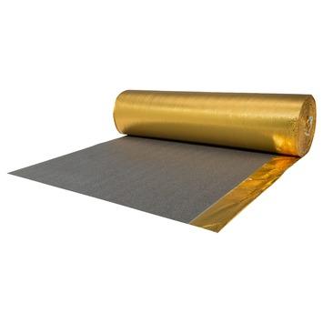 Firstfloor Goldline ondervloerfolie goud 15 m²