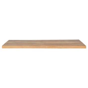 Tablo tafelblad mangohout 180x90
