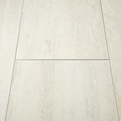 GAMMA Bastion laminaat met V-groef gebroken wit 2,05 m² 8mm