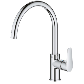 Grohe Start Edge keukenkraan chroom