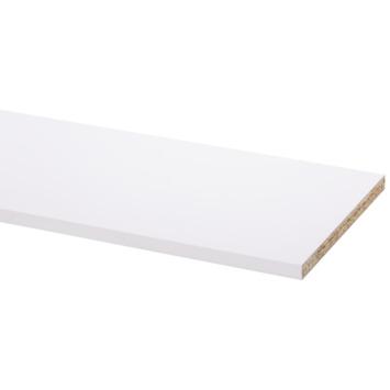 Meubelpaneel wit 250x25 cm 18 mm