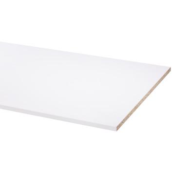 Meubelpaneel wit 250x60 cm 18 mm