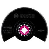 Bosch BIM segmentblad gekarteld 100 mm