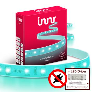 Innr Flex Light kleur LED strip 4m met LED driver