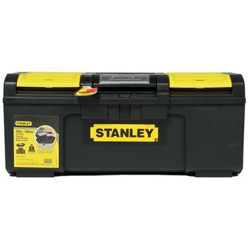 Stanley gereedschapskoffer zwart 24 inch