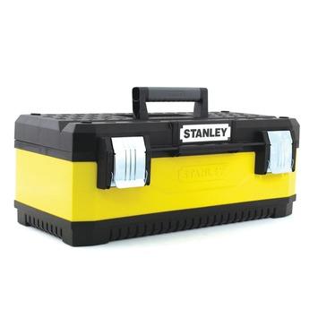 Stanley gereedschapskoffer geel 23 inch