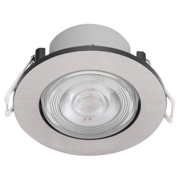 Philips inbouwset LED Taragon 3x4.5W nikkel 2700K