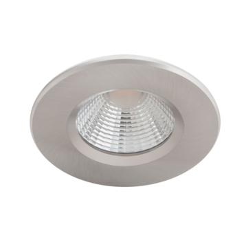 Philips badkamer LED inbouwspot Dive 1x5.5W nikkel