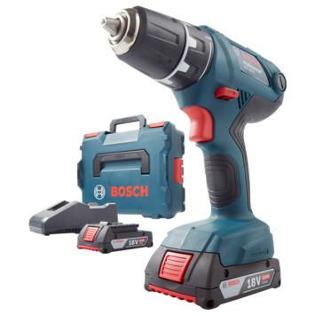 Bosch Professional accuschroefmachine GSR 18V-21