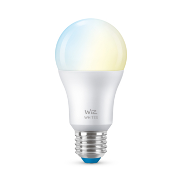 WiZ Connected LED peer E27 60W mat koel tot warmwit licht dimbaar