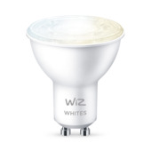 WiZ Connected LED spot GU10 50W koel tot warmwit licht dimbaar
