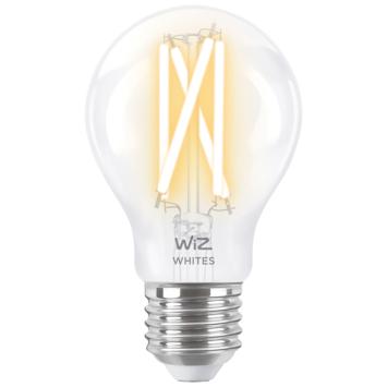 WiZ Connected LED peer E27 60W filament helder koel tot warmwit licht dimbaar