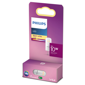 Philips LED capsule G4 10W niet dimbaar