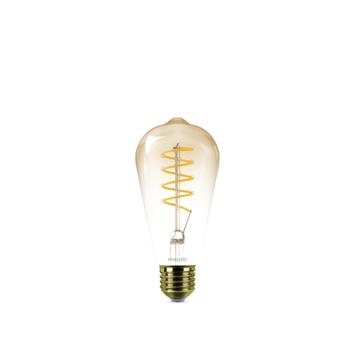 Philips LED edison E27 15W dimbaar