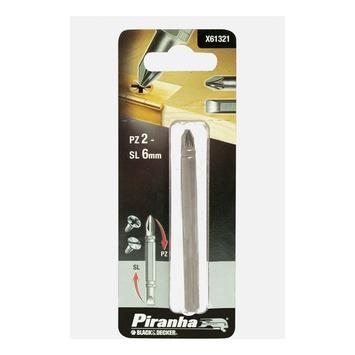 Piranha schroefbit X61321-Xj