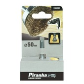 Piranha komstaaldraadborstel messing 50 mm X36027-XJ