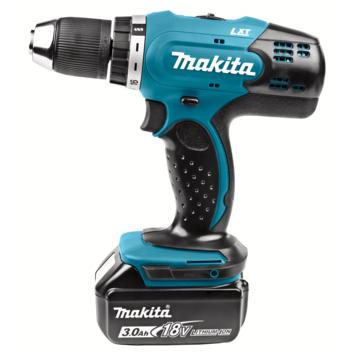 Makita accuboormachine DDF453RFE