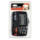 Black+Decker bit- en dopsleutelset A7062 40-delig