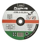 Piranha doorslijpschijf steen 230x3,2 mm 6 stuks X32090A-NL