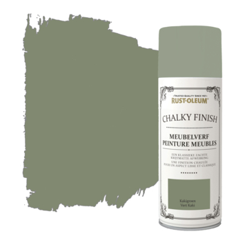 Rust-Oleum meubelverf spuitbus kakigroen 400 ml