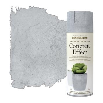 Rust-Oleum meubelverf spuitbus beton effect 400 ml
