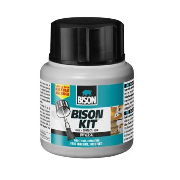 Bison Kit contactlijm met kwast 125 ml