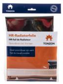 Tonzon radiatorfolie inclusief tape 50cm x 7,5m