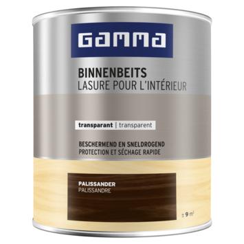 GAMMA binnenbeits transparant 750 ml palissander