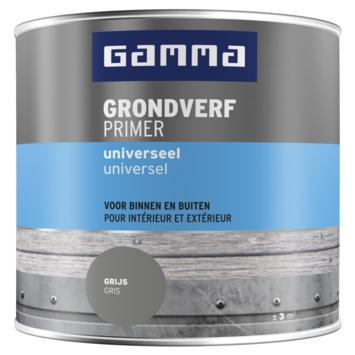 GAMMA Universeel grondverf 250 ml grijs