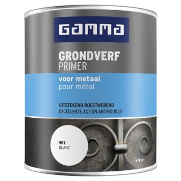 GAMMA Metaal grondverf 750 ml wit
