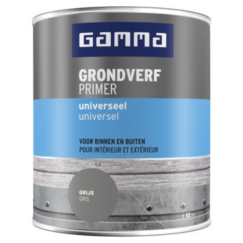 GAMMA Universeel grondverf 750 ml grijs
