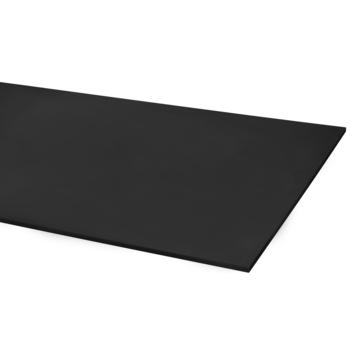 MDF 244x122cm 18mm Zwart