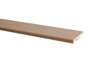 Plint Model MDF Beuken 1 x 5,8 x 240 cm