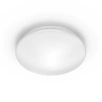 Philips plafondlamp Moire 1x17W 2700K wit